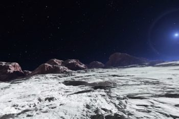 This amazing video lets you visit Pluto thanks to the power of virtual reality