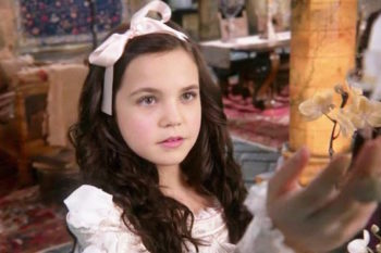 """""""Once Upon A Time's"""" young Snow White  became a TOTAL grownup overnight — and she's stunning"""