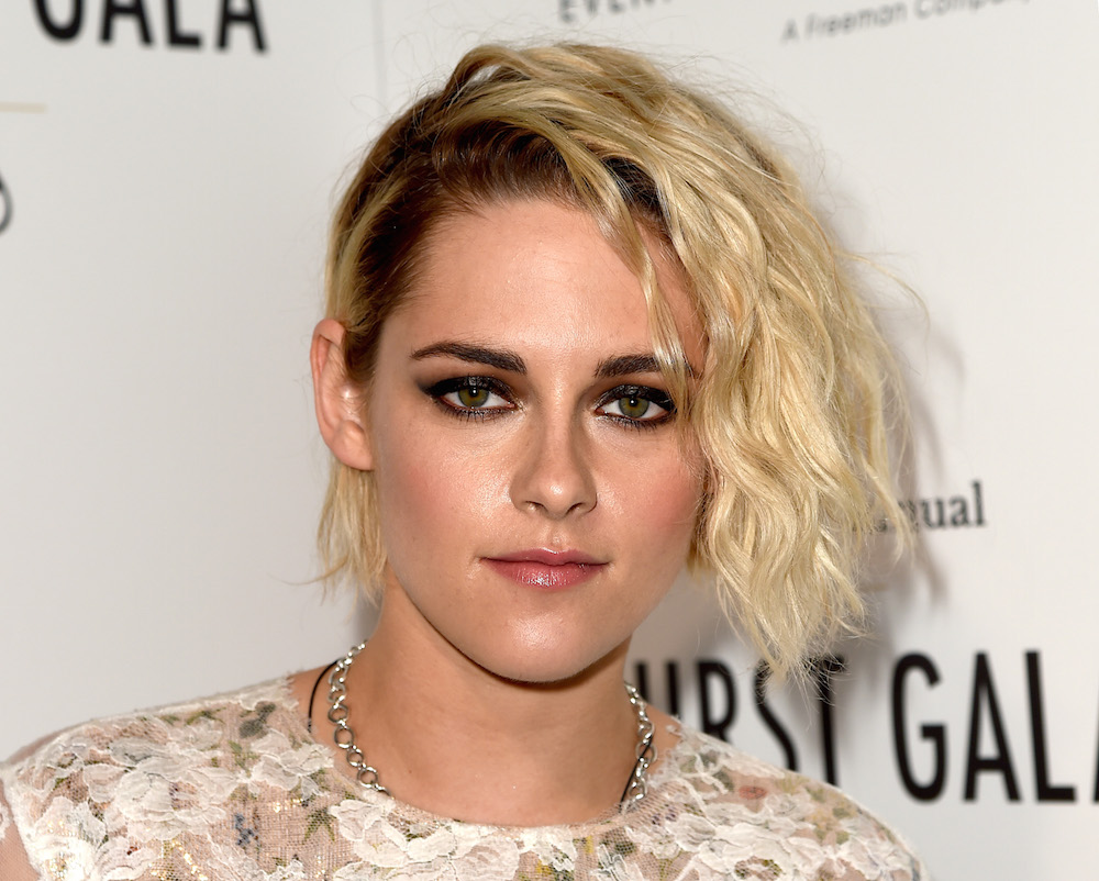 Kristen Stewart's latest red carpet look makes us want to fill our closet with sheer white lace