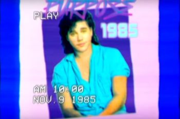 These '80s versions of Justin Bieber songs are pretty rad