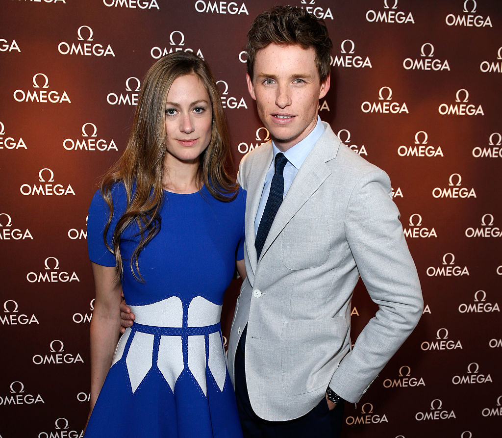 Eddie Redmayne became a dad for the first time just in time for Father's Day