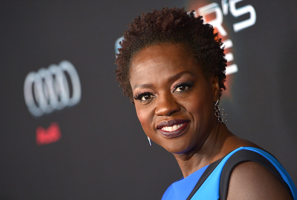 Viola Davis says her daughter wants to be an actress too