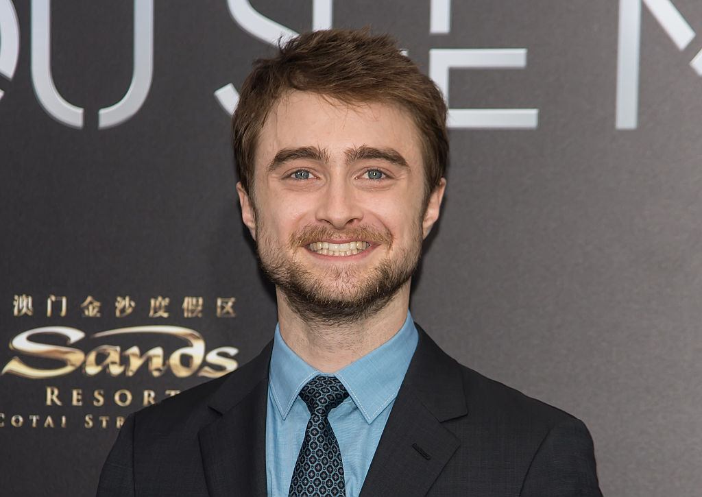 Donald Trump once gave Daniel Radcliffe some pretty interesting advice