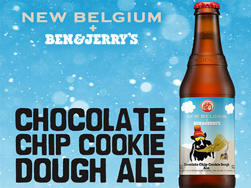 Ben & Jerry's just announced a new, delicious flavor — of BEER!
