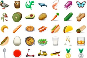 Those 72 brand new emoji are FINALLY here!