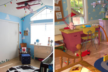 "This ""Toy Story"" inspired nursery will take you to infinity and beyond"