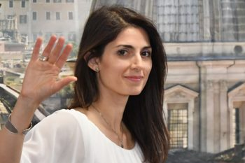 Making herstory! Virginia Raggi is Rome's very first female mayor