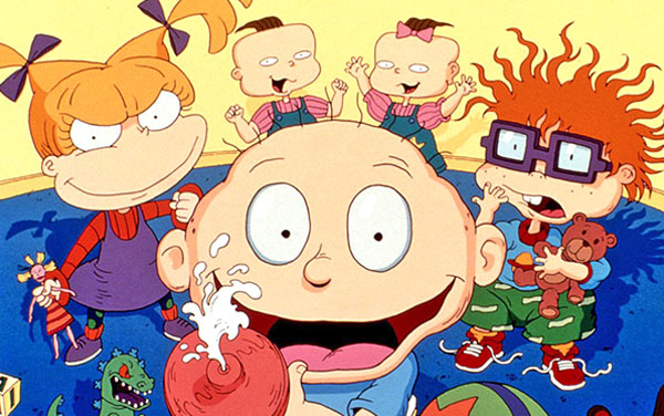"You won't believe what the ""Rugrats"" voices look like IRL"