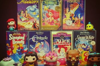 FYI: Your old Disney VHS tapes could be worth $10,000