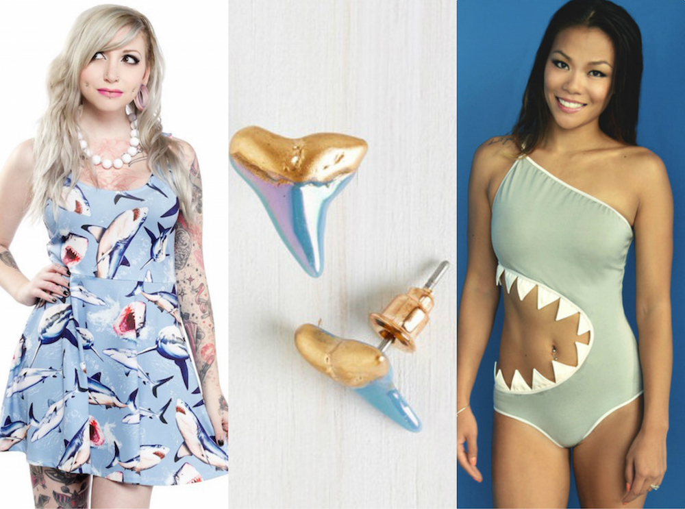 13 shark-themed items to help you stylishly celebrate Shark Week