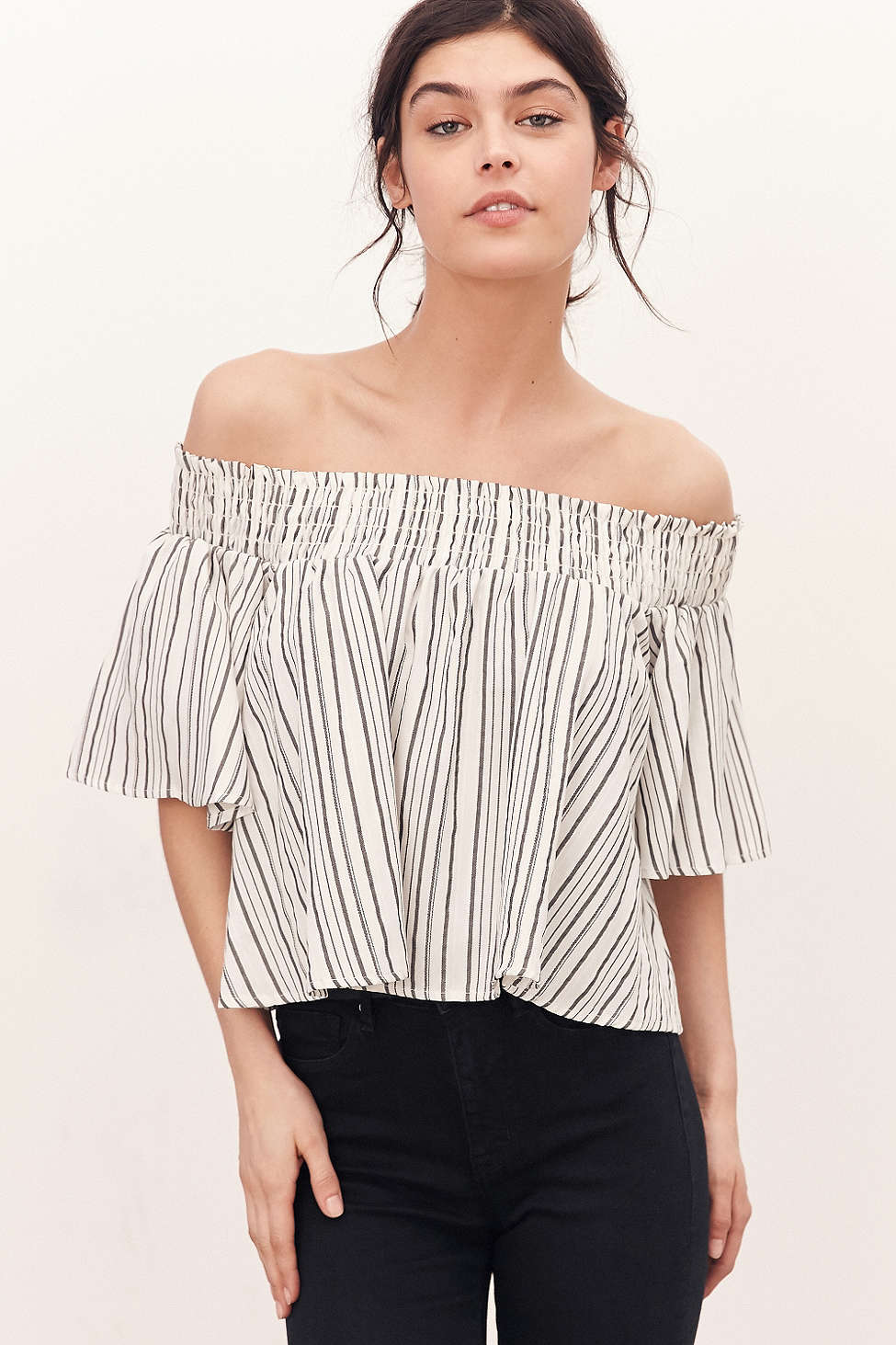 11 Off The Shoulder Tops You Need To Own To Complete Your