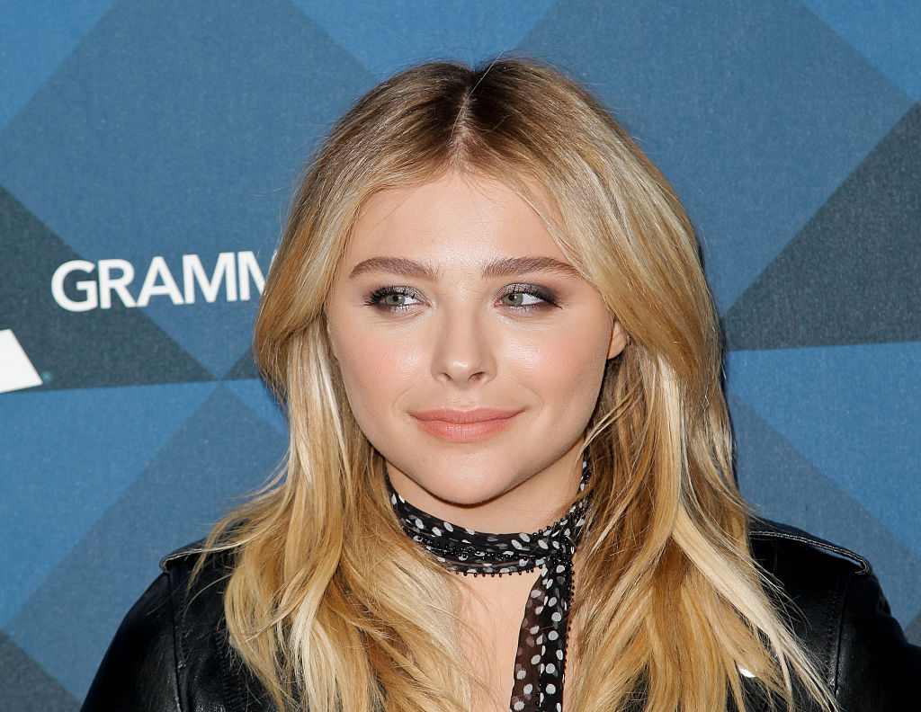 Chloë Grace Moretz is grateful her mom stopped her from plastic surgery