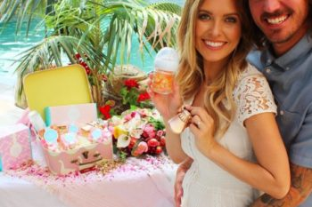 Audrina Patridge just welcomed a baby girl and here's what she named her