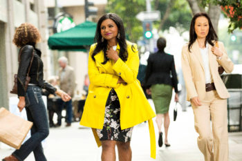 Mindy Kaling's latest Instagram is the definition of summer perfection