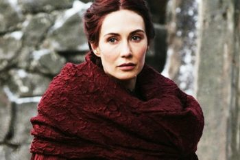 "Carice van Houten from ""Game of Thrones"" is doing her pregnancy right"