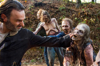 "Be VERY afraid of Universal's new ""The Walking Dead"" ride"