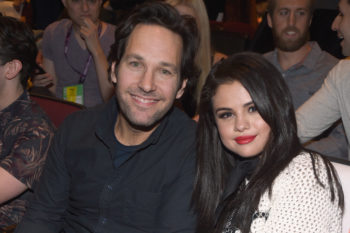 Paul Rudd had no idea how famous Selena Gomez was until he actually worked with her