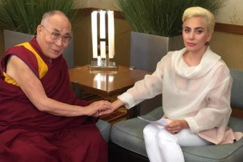 You need to hear what Lady Gaga and the Dalai Lama have to say about kindness
