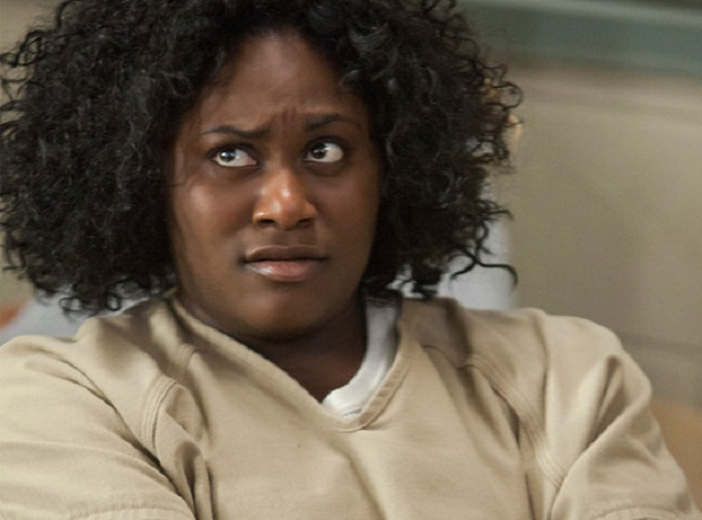 """OITNB""'s Danielle Brooks struggled with filming *that* scene"