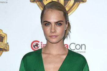 BFF hair is now a thing, and Cara Delevingne and Suki Waterhouse just went for this cool style