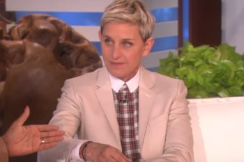 Ellen DeGeneres is celebrating Pride Month with this very moving video