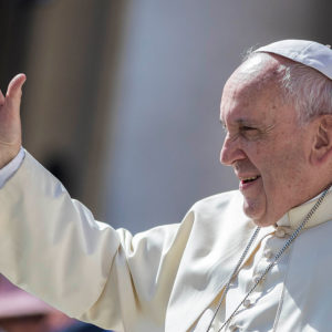 The Pope said something incredible about apologizing to the gay community