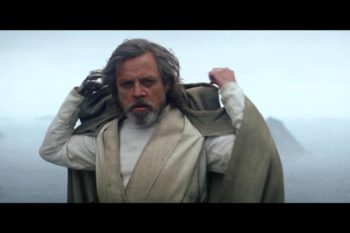 "Uh, oh? Did Luke Skywalker totally just spoil ""Star Wars: Episode VIII""?"