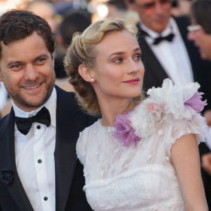 Diane Kruger gives a glimmer of insight into her relationship with Joshua Jackson