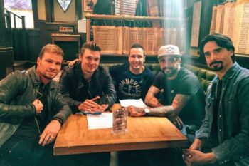 Ahh! New music from Backstreet Boys is dropping REALLY soon