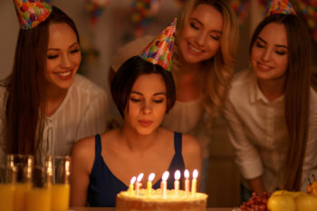 Apparently, blowing out birthday cake candles is really gross for everyone