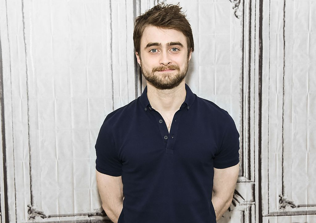 "Daniel Radcliffe says he'd ""never say never"" to reprising his role as Harry Potter"