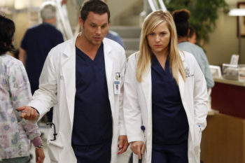 "Arizona Robbins predicted her fate in one of her very first ""Grey's Anatomy"" scenes"