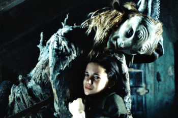 "The little girl from ""Pan's Labyrinth"" is all grown up and totally enchanting"