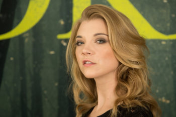 "Natalie Dormer looked awesome at the super muddy ""Coachella of England"""