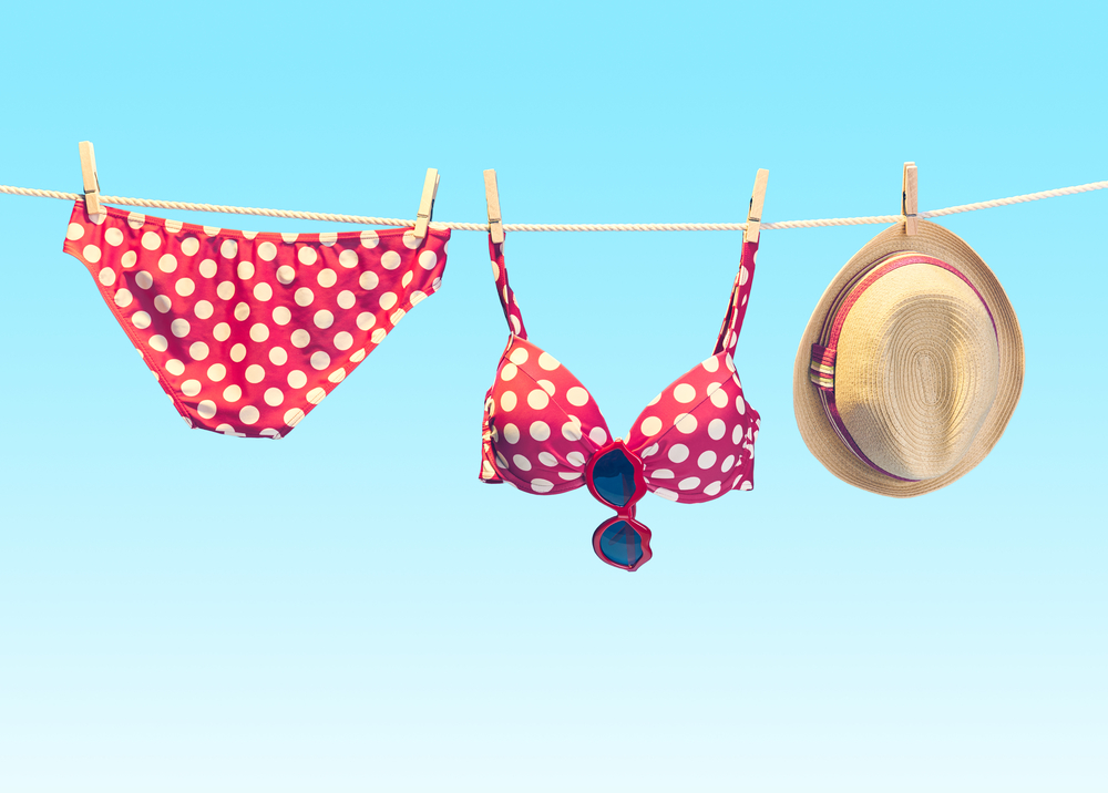 We had no idea so many women had this swimsuit fear, but we're glad things are changing