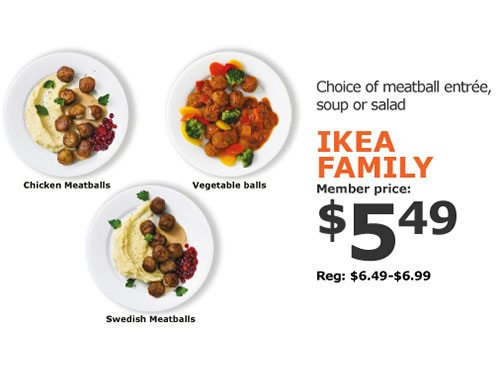 There's some really good news for everyone who loves IKEA food