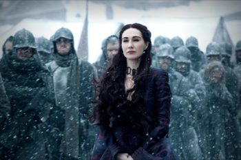 "Carice van Houten just posted a TBT that will make ""Game of Thrones"" fans cringe a little"