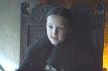 "The actress who plays ""Game of Thrones'"" Lyanna Mormont is just as awesome IRL"