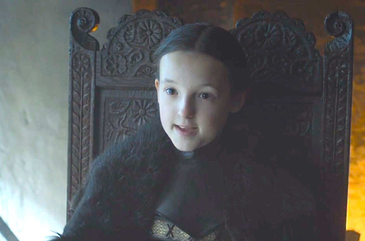 """The actress who plays """"Game of Thrones'"""" Lyanna Mormont is just as awesome IRL"""