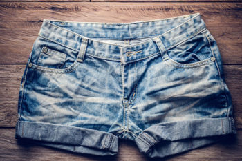 Woman shamed for wearing shorts writes awesome Facebook post and we want to give her a high five