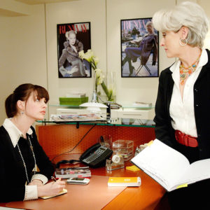 "Everything I need to know, I learned from ""The Devil Wears Prada"""