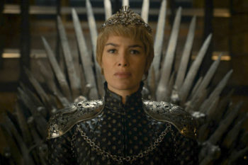 "Cersei's new crown on ""Game of Thrones"" was designed for a special reason"