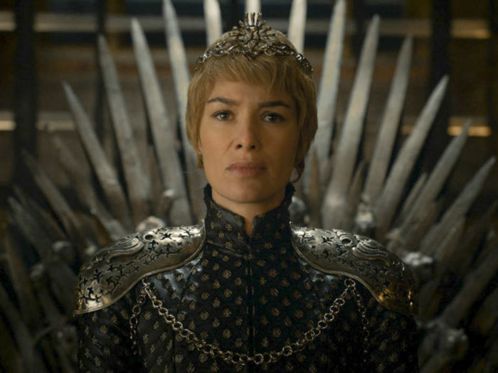 Cerseis New Crown On Game Of Thrones Was Designed For A