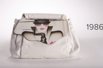 This 100 years of handbags vid shows what we carried in our purses from every decade