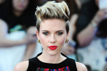 Congrats to Scarlett Johansson, who's the highest-grossing actress of ALL TIME