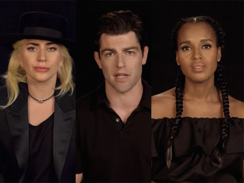 You have to see this incredible tribute video for the victims of the Orlando shooting with 49 of our fave celebs