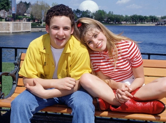 All the relationship goals I learned from Cory Matthews