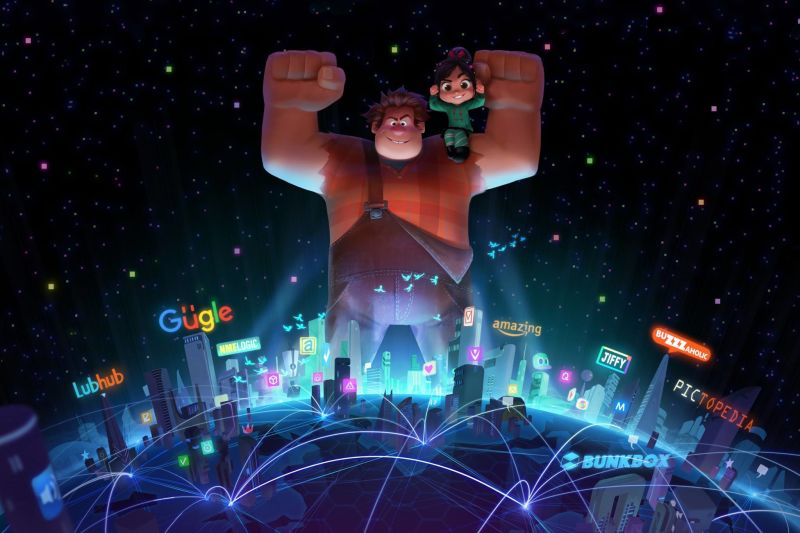 """Wreck-It Ralph 2"" just got a release date so we can finally start counting down"