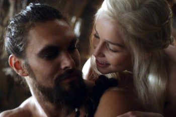 "Khal Drogo responded to the ""Game of Thrones"" finale in the best way he could"