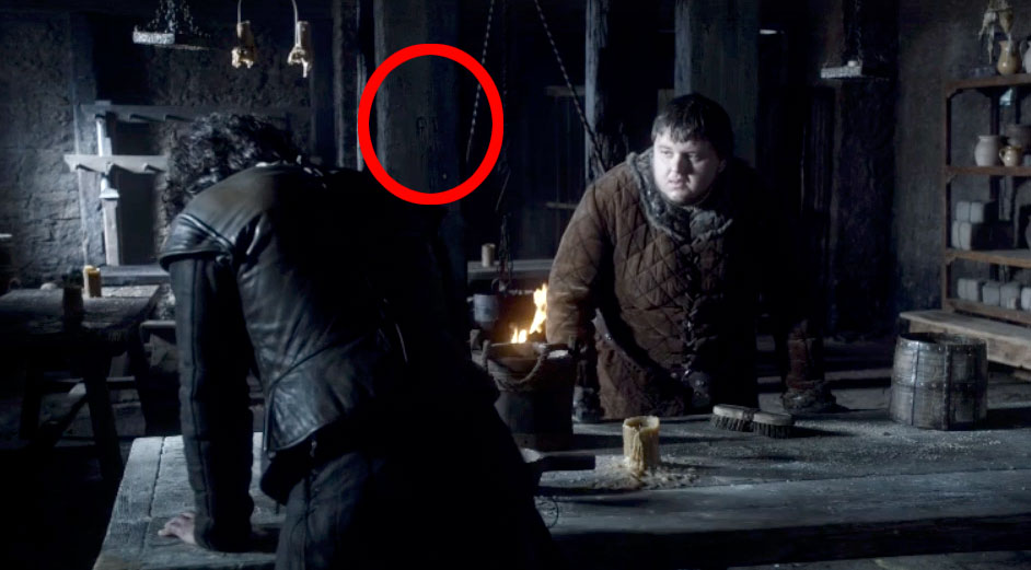 This Rhaegar and Lyanna easter egg was hiding in plain sight way back ...